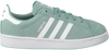 ADIDAS Baskets CAMPUS J en vert - small