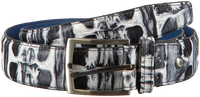 Zwarte FLORIS VAN BOMMEL Riem 75203  - medium