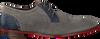 FLORIS VAN BOMMEL Richelieus 18107 en gris  - small