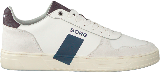Witte BJORN BORG Sneakers T1020 LOW  - large