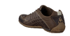 brown LE COQ SPORTIF shoe SEDAN LOW  - small