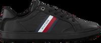 Zwarte TOMMY HILFIGER Lage sneakers ESSENTIAL CUPSOLE  - medium