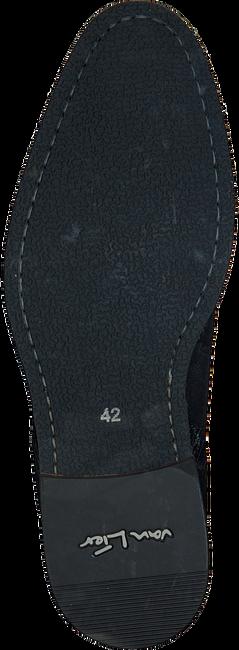 VAN LIER Richelieus 5341 en noir - large