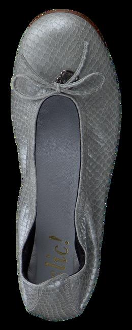 CLIC! Ballerines CL8153 en gris - large