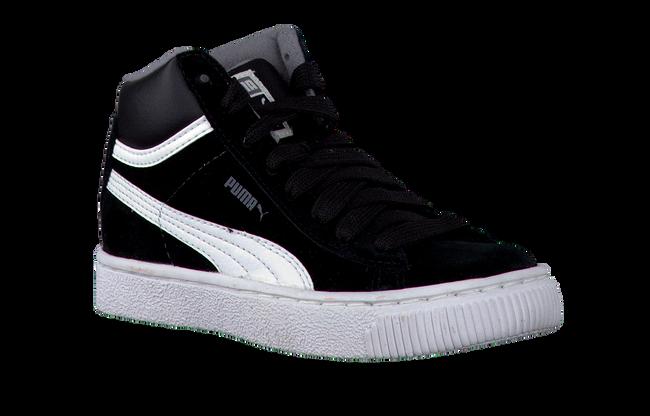 Zwarte PUMA Sneakers 350451  - large