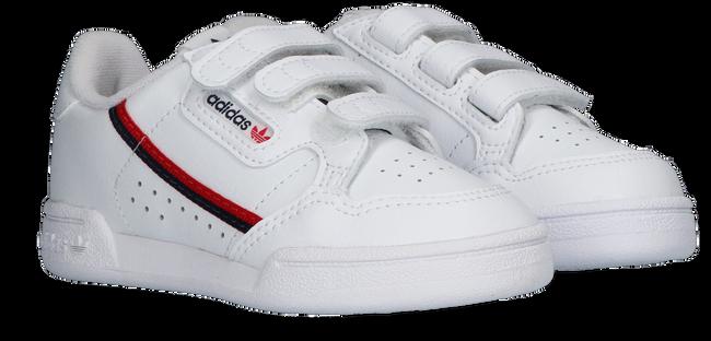 ADIDAS Baskets basses CONTINENTAL 80 CF I en blanc  - large