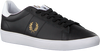 FRED PERRY Baskets basses B8255 en noir  - small