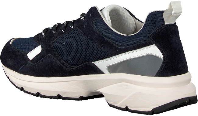 Blauwe WOOLRICH Lage sneakers TRAIL RUNNER MAN  - large