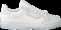Witte ADIDAS Lage sneakers CONTINENTAL VULC C  - medium