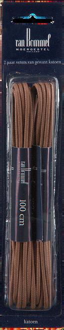 VAN BOMMEL Lacets 2.94580.18 en cognac - large