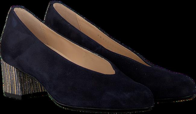 HASSIA Chaussures à enfiler FLORENZ en bleu  - large