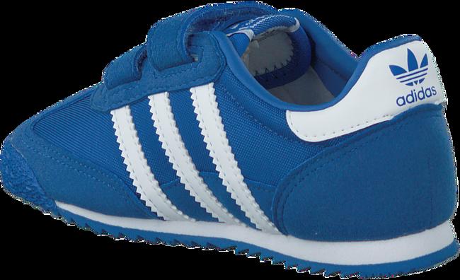 Blauwe ADIDAS Sneakers DRAGON KIDS  - large