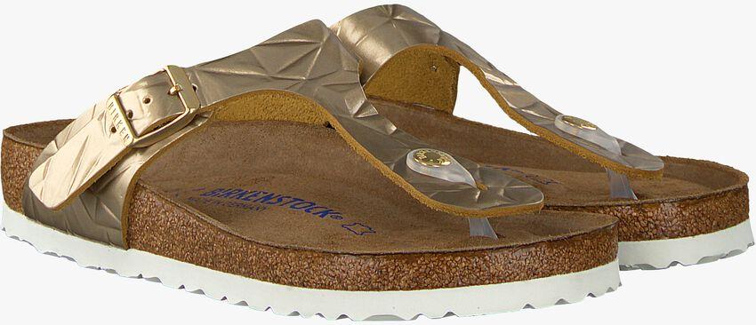 bronze BIRKENSTOCK PAPILLIO shoe GIZEH SPECTRAL  - larger