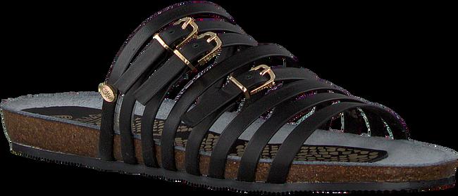 Zwarte FRED DE LA BRETONIERE Slippers 170010139 FRS0385  - large