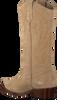 TORAL Bottes hautes TL-10964 en beige  - small