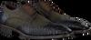 GIORGIO Chaussures à lacets HE974145/03 en bleu - small