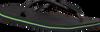 Zwarte HAVAIANAS Slippers BRASIL LOGO - small