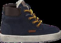 Blauwe DEVELAB Hoge sneaker 41855  - medium