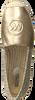 Gouden MICHAEL KORS Espadrilles DYLYN ESPADRILLE  - small