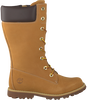 Camel TIMBERLAND Lange laarzen GIRLS CLASSIC TALL LACE-UP  - small