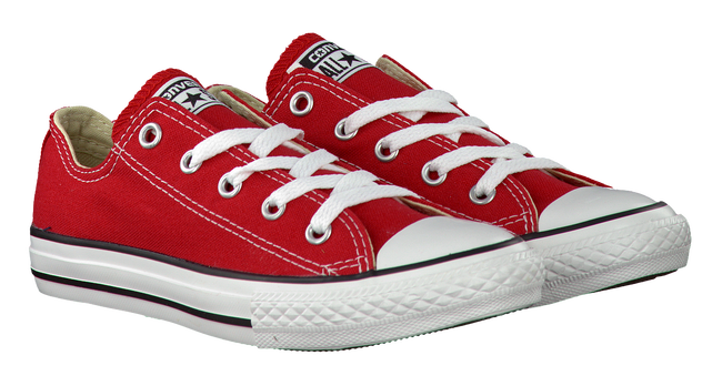 CONVERSE Baskets OX CORE K en rouge - large