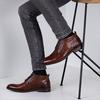 Cognac MAZZELTOV Nette schoenen MBERTO617.05OMO1  - small