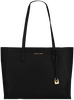 MICHAEL KORS Shopper LG TZ TOTE en noir - small