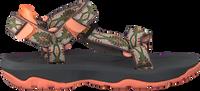 TEVA Sandales HURRICANE XLT 2 T/C/Y en rose  - medium