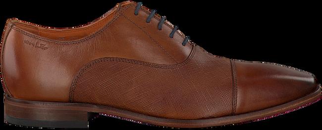 cognac VAN LIER shoe 6034  - large
