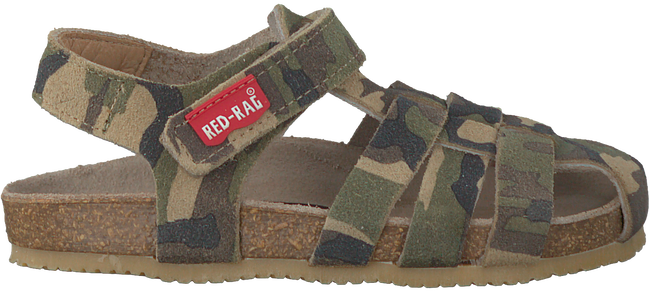 RED RAG Sandales 19041 en vert - large