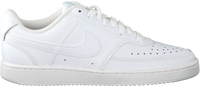 Witte NIKE Lage sneakers COURT VISION LOW WMNS  - medium