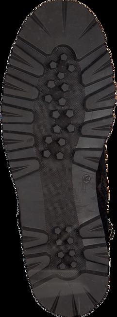MAZZELTOV Bottines à lacets MBOSS603.01OMO1 en marron  - large