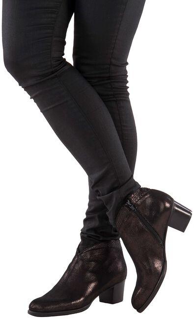 Black MARIPE shoe 17555  - large
