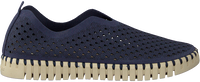 Blauwe ILSE JACOBSEN Instappers TULIP3275 - medium