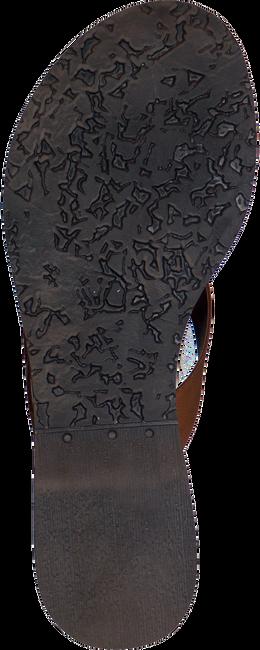 Cognac LAZAMANI Slippers 75.283  - large