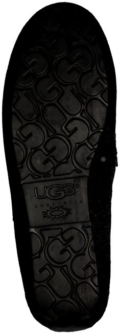 UGG Instappers ALDER en noir - large