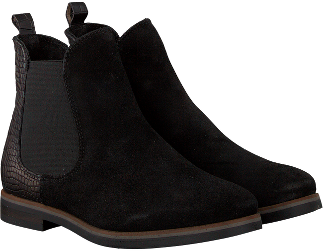 OMODA Bottines chelsea 54A005 en noir - large