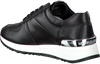 MICHAEL KORS Baskets ALLIE TRAINER en noir  - small