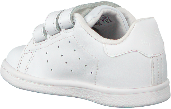 ADIDAS Baskets STAN SMITH CF en blanc - large