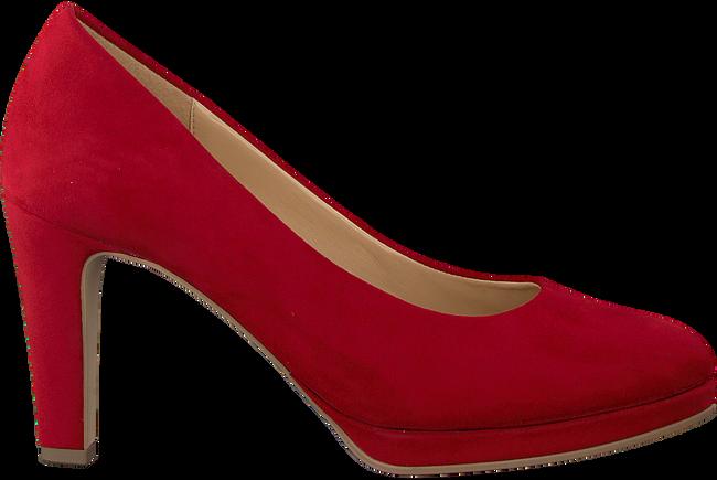 GABOR Escarpins 270 en rouge  - large