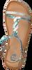 Zilveren GIOSEPPO Sandalen VOEREN  - small
