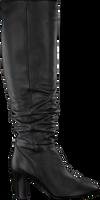UNISA Bottes hautes URICA en noir  - medium
