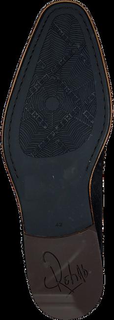 REHAB Richelieus GREG WALL 02 en noir  - large