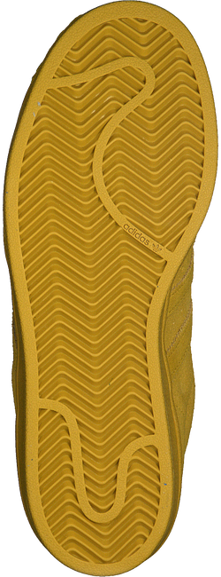 c8ce6643cdd Gele ADIDAS Sneakers SUPERSTAR J - Omoda.be
