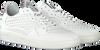 FLORIS VAN BOMMEL Baskets basses 16265 en blanc  - small