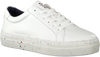 Witte TOMMY HILFIGER Lage sneakers WMNS PREMIUM SUSTAINABLE  - small
