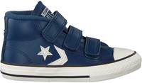 Blauwe CONVERSE Sneakers STAR PLAYER 3V MID - medium
