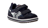 blauwe GEOX Sneakers J11A4L  - small