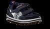 blauwe GEOX Sneakers J11A4L  - small
