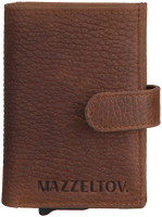 MAZZELTOV Porte-monnaie 18294 en marron  - medium